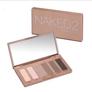 NWT Naked Basics 2 Palette